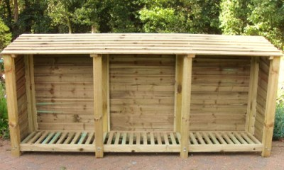 Outdoor storage shed plans ideas, firewood storage shed uk ...